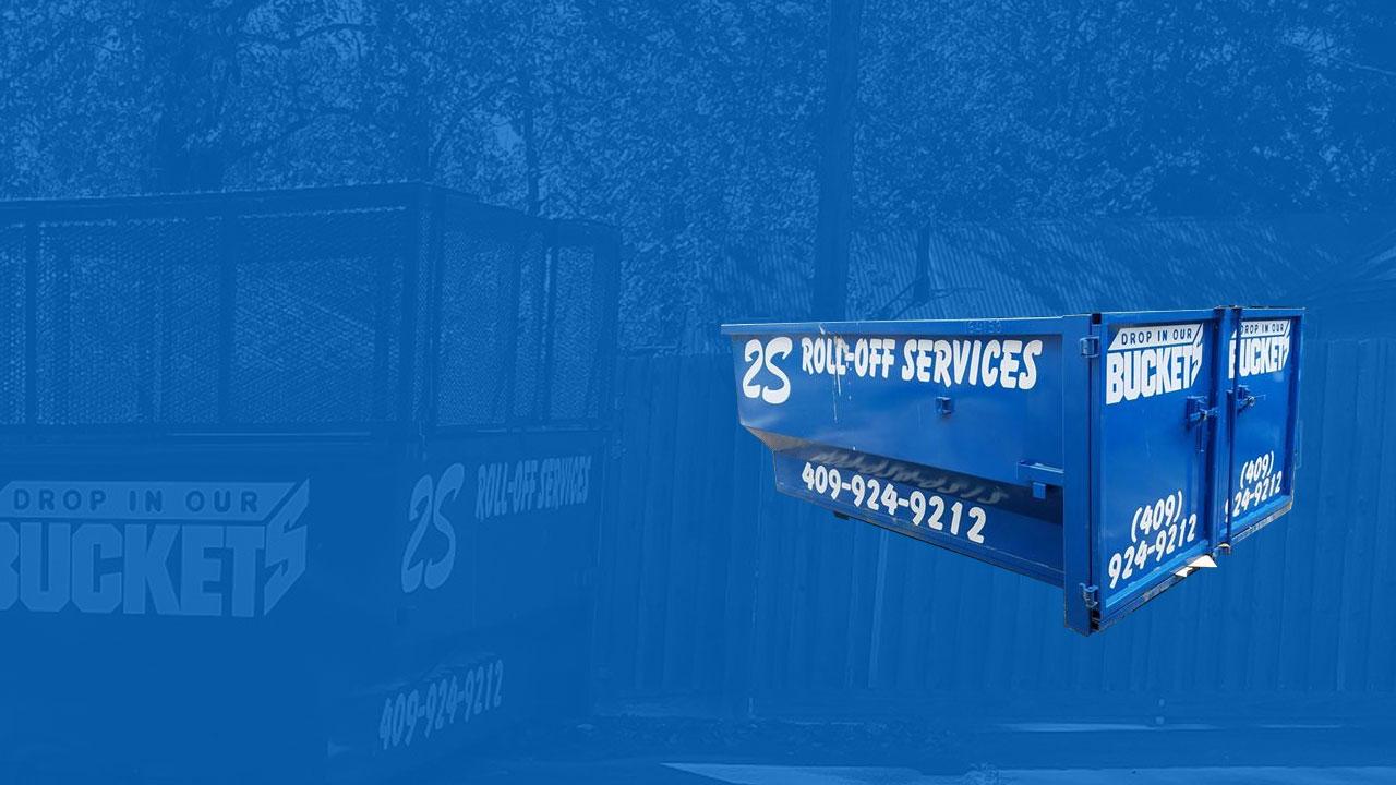 Beaumont Texas Dumpster Rentals