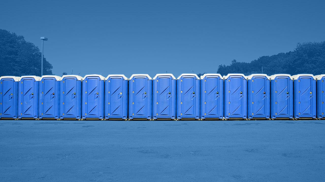 Portable Toilet Rentals in Southeast Texas